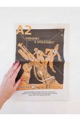 A2 – číslo 4/2017 / VIDEOHRY A SPOLEČNOST
