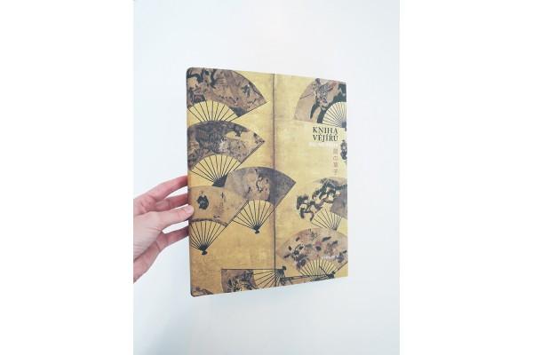 Kniha vějířů – Ógi No Sóshi