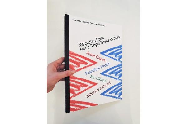 Nespatříte hada - Pavla Machalíková, Tomáš Winter (eds)