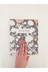 William Morris / Omalovánky Arts and Crafts / An Arts & Crafts Coloring Book