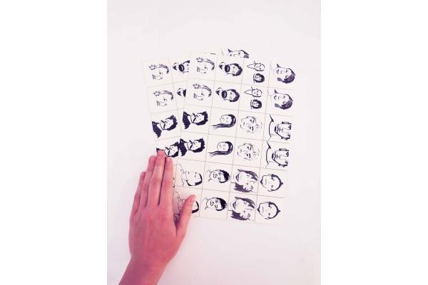 Pexeso ArtMap (portréty umělců)