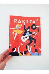 Raketa č. 10 . Časopis pro děti chytrých rodičů / ROCK'N'ROLL