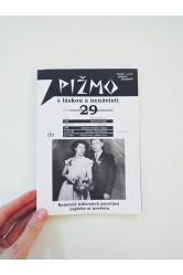 PIŽMO 29 – kulturní čtvrtletník