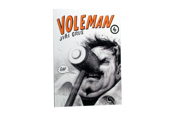 Voleman 4 – Jiří Grus