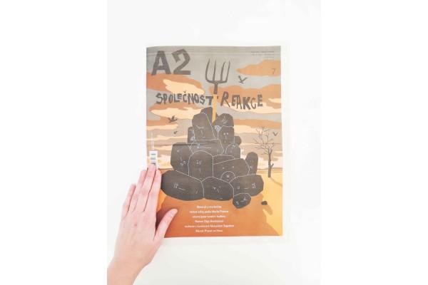 A2 – číslo 07/2017 / SPOLEČNOST REAKCE