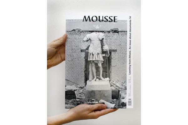 Mousse Magazine 58
