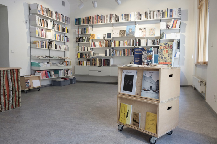 Máme nové knihkupectví v Praze.