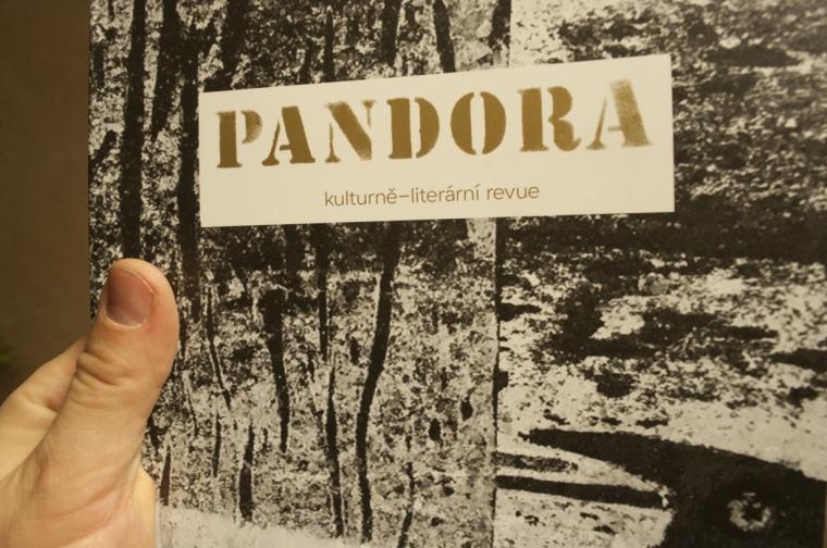 10. 1. / Praha / Uvedení revue Pandora 34/2018