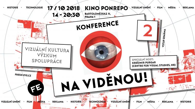 17. 10. Praha / Fresh Eye / Konference Na viděnou