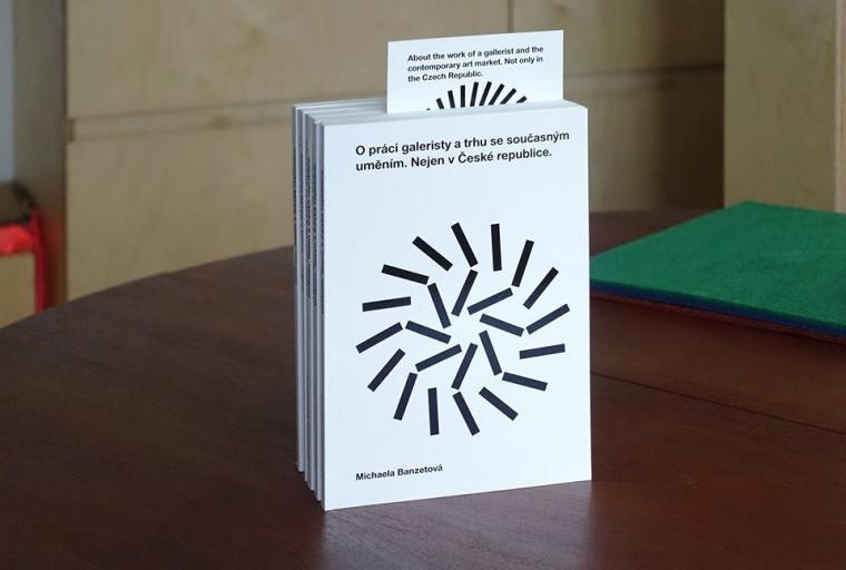15. 2. Brno / Křest knihy O práci galeristy a trhu se současným uměním