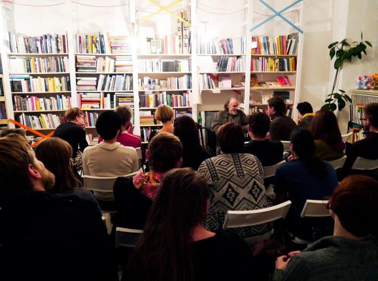 8. října 2015 v 18 hod | Marian Palla, autorské čtení v Knihkupectví ArtMap v Brně