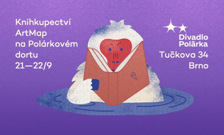 21. – 22. 9. / Brno / Knihkupectví ArtMap na festivalu Polárkový dort