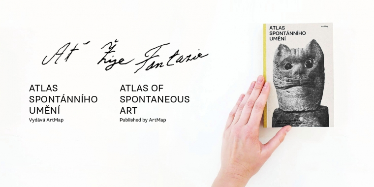 20. 4. Brno / Přednáška k Atlasu spontánního umění