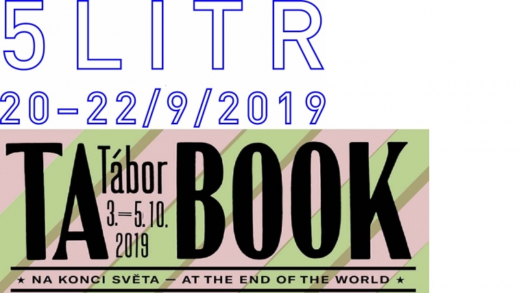 20.–22. 9. a 3.–5. 10. Olomouc, Tábor / Knihkupectví ArtMap na knižních festivalech Litr a Tabook