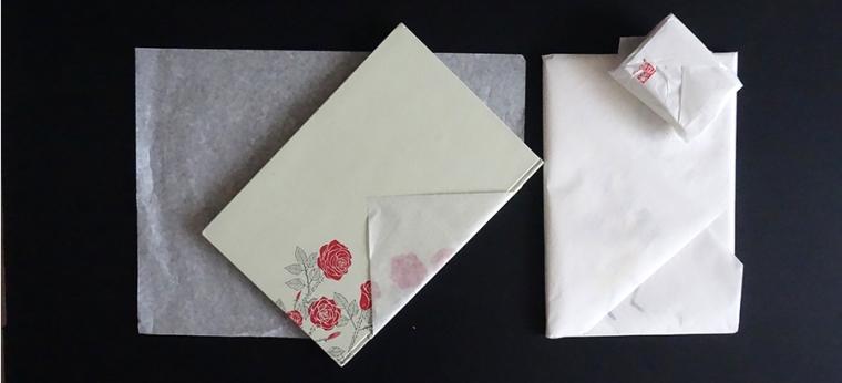 14. 12. Praha / Japonské balení dárků se Saki Matsumoto