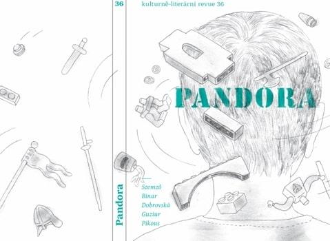 19. 9. Praha / Křest revue Pandora 36/2019
