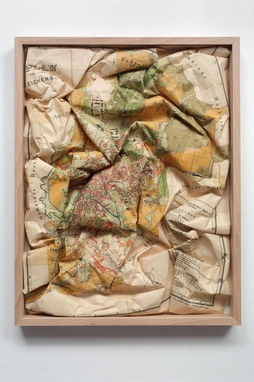 21. 6. Praha / Dětský workshop Jany Kasalové – Mapa jako podoba nitra a odraz světa